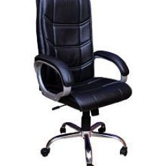 Office Chair Under 3000 Boss Modern White Regale High Back Leatherette In Black Buy Online At Best Prices India On Snapdeal