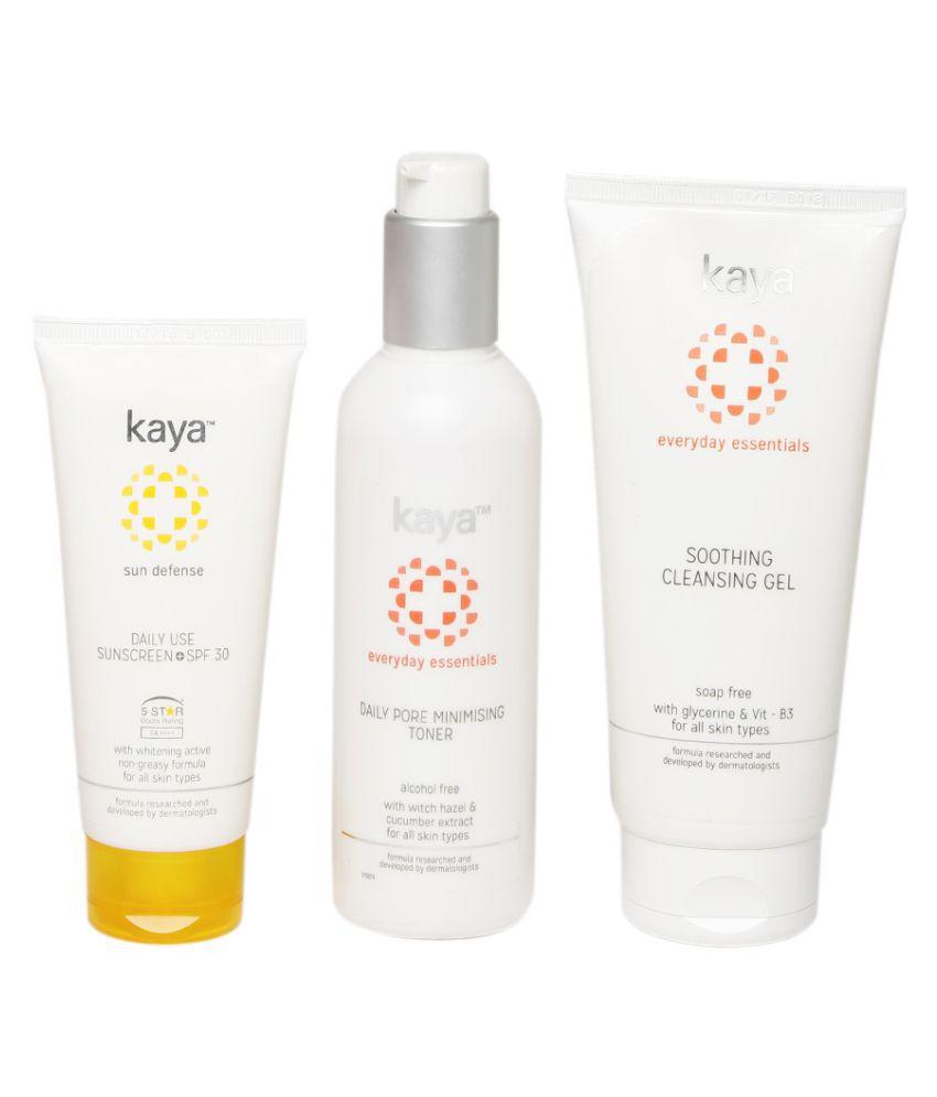Kaya Skin Clinic Sunscreen Gel 475 no.s: Buy Kaya Skin ...