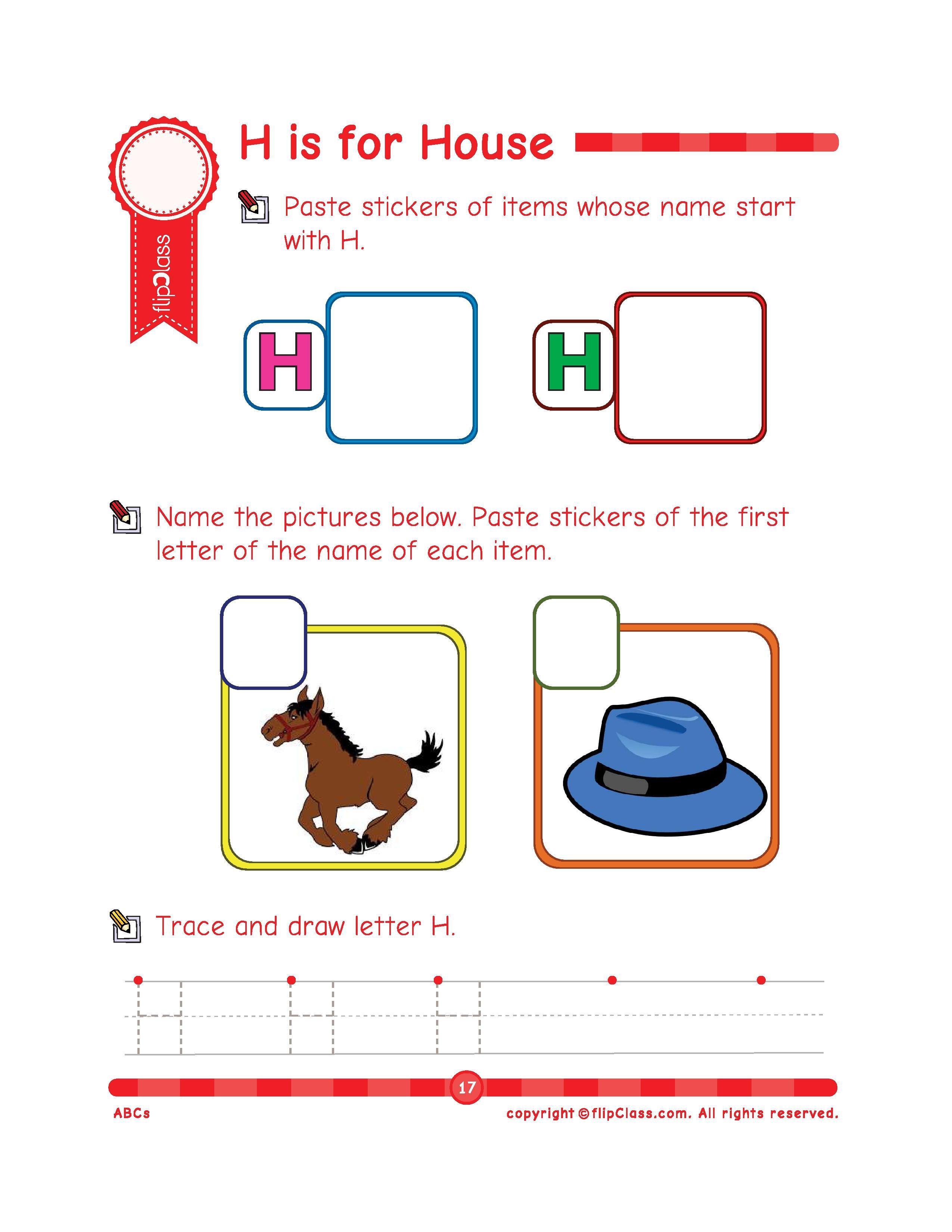 Genius Kids Worksheets Bundle For Pre Kg Nursery And