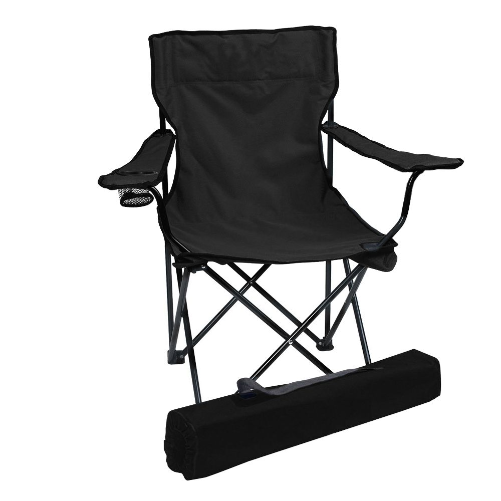 Collapsible Chair Folding Camping Chair Portable Fishing Beach Outdoor Collapsible