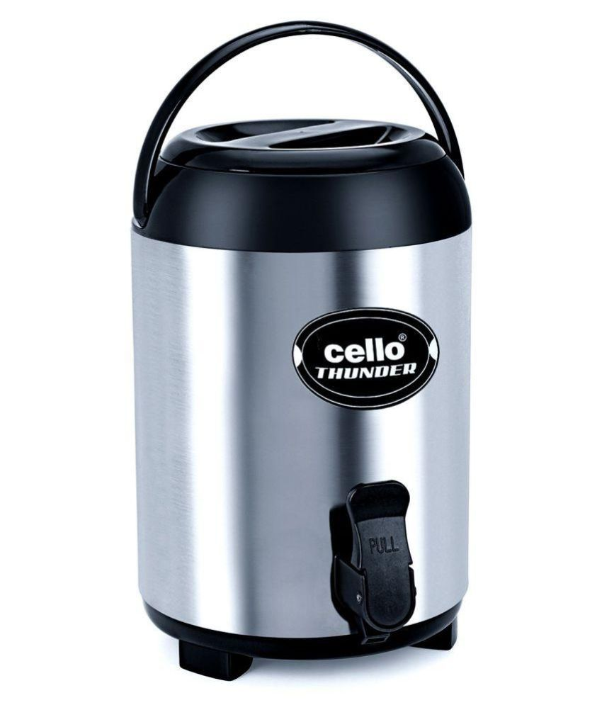 Cello thunder SS Jug Stainless Steel Jugs 4000 ml