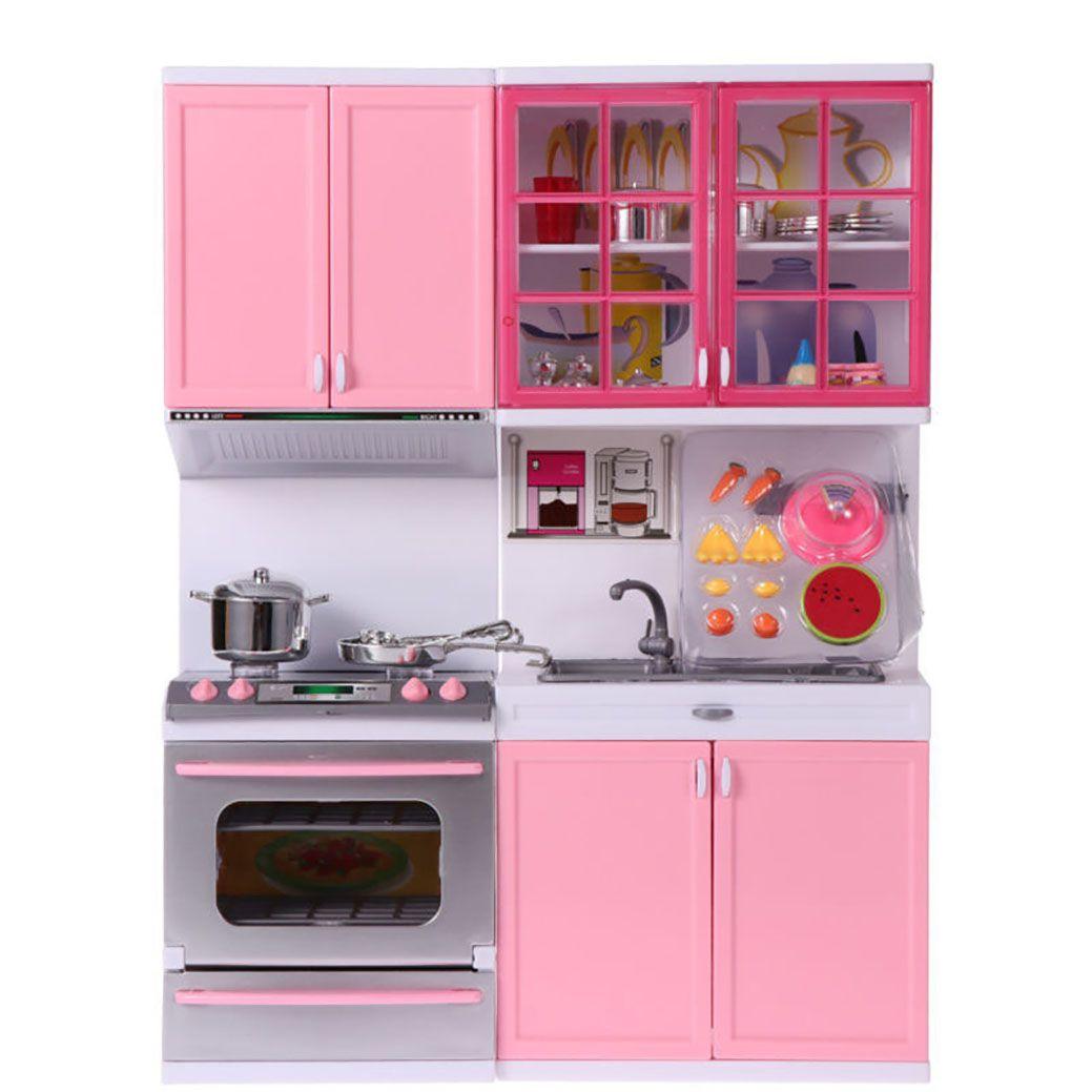 Kitchen Set Kids Luxury Battery Operated Kitchen Set Toy