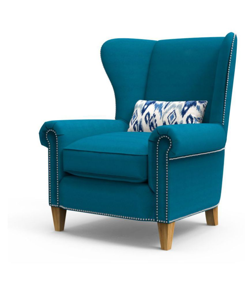 Wing Chair Ripple Wing Chair For Living Room