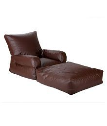 bean bag sofas india unfinished sofa tables funkky buy products online at best funky stores lounger leather cum bed cover brown color without beans king size comfortable xxxl