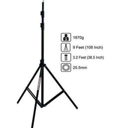 hanumex umbrella flash light stand 9 feet 5 monopod price in india buy hanumex umbrella flash light stand 9 feet 5 monopod online at snapdeal [ 850 x 995 Pixel ]