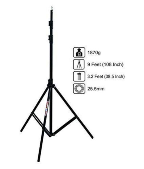 small resolution of hanumex umbrella flash light stand 9 feet 5 monopod price in india buy hanumex umbrella flash light stand 9 feet 5 monopod online at snapdeal