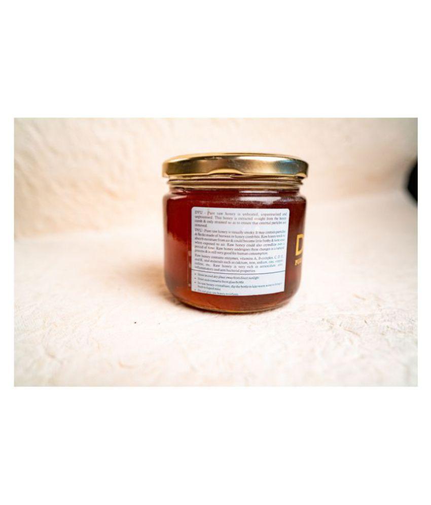 DYU Pure Raw Honey 375g Honey 375: Buy DYU Pure Raw Honey ...