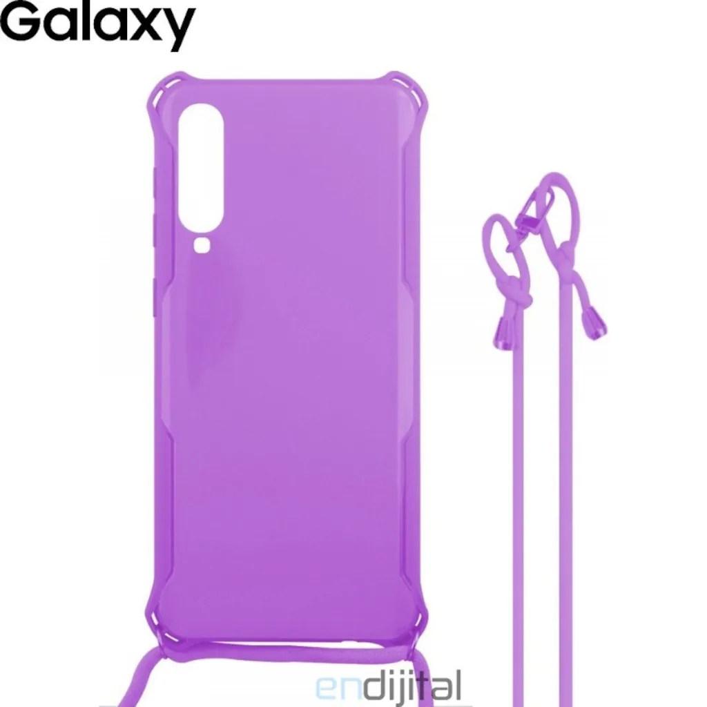 Samsung Galaxy A70 Boyun Askılı Silikon Kılıf / Kapak - n11.com