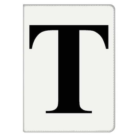 Samsung Galaxy Tab E S2 T815 T715 T560 T377 Kılıf T Harfi