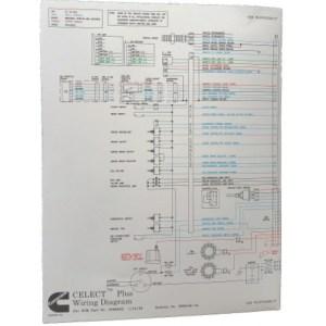 NEW Cummins L10, M11, N14 CelectPlus Engines Electrical