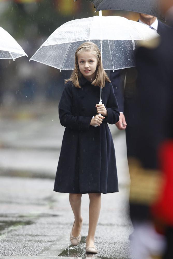 西班牙公主成新晉時尚icon,她的王室穿搭風我們也可以get?_滬江西語學習網