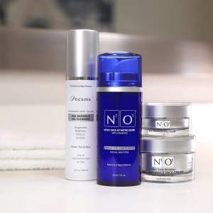 Nitric Oxide Activating AGE-DEFIANCE SKINCARE SYSTEM