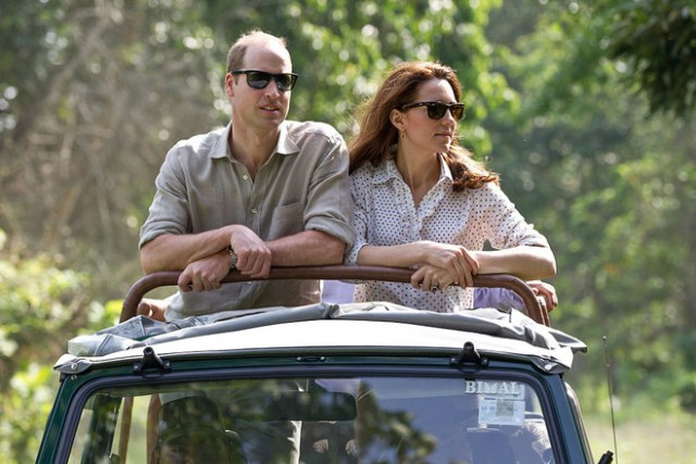 What does Prince William like? 11