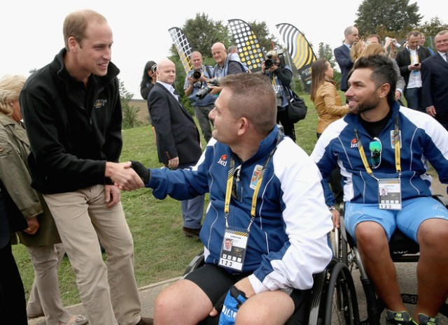What does Prince William like?  14