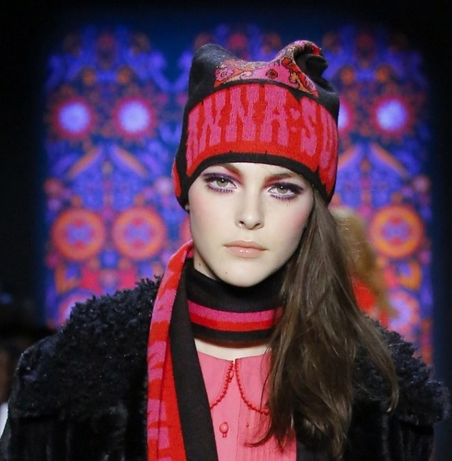 How to choose the perfect hat for the winter?  (photo 17)