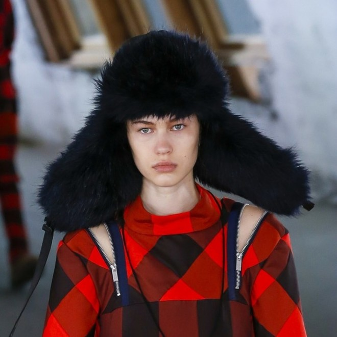 How to choose the perfect hat for the winter?  (photo 10)