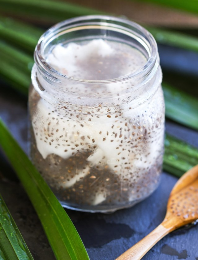 Recipes with chia for detox (photo 8)