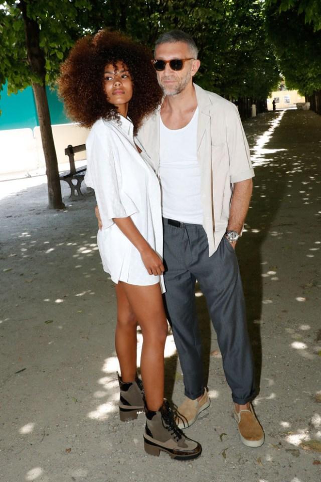 Guests of the Louis Vuitton Show in Paris (photo 4)