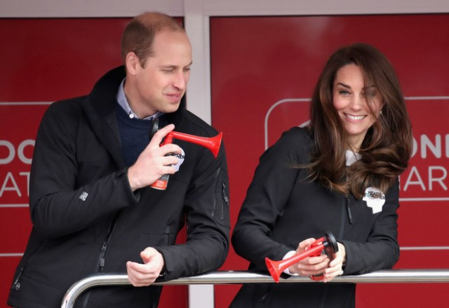 What does Prince William like?  20