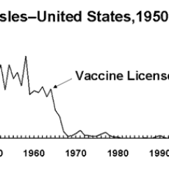 Diagram Of How Vaccines Work White Rodgers 1361 Wiring Didn T Save Us A K Don Cdc Measles Incidence Graph