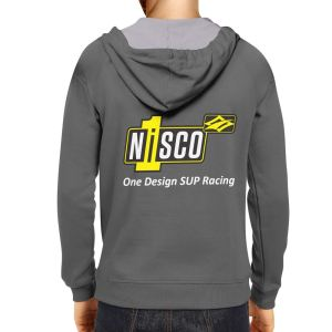 Naish N1SCO 2017 ONE Design Paddle board Hoody Rear View