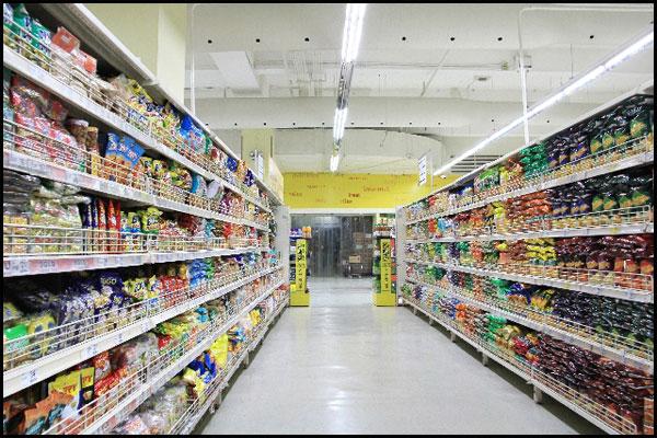 スーパー 棚卸し エイジス
