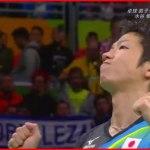 【リオ五輪 卓球男子】水谷隼 銅メダル! 日本卓球会37年ぶりの快挙!