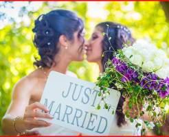 同性婚 同性結婚式