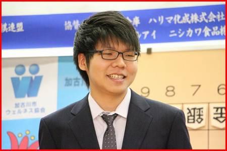 増田康宏四段 将棋 プロ 新人王