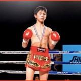 吉成名高 ムエタイ 世界チャンピオン