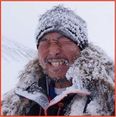 荻田泰永 冒険家 北極 南極