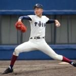 横川凱(大阪桐蔭高校)は身長がデカいけど出身中学も気になる!変化球の球種や最高球速も調査!
