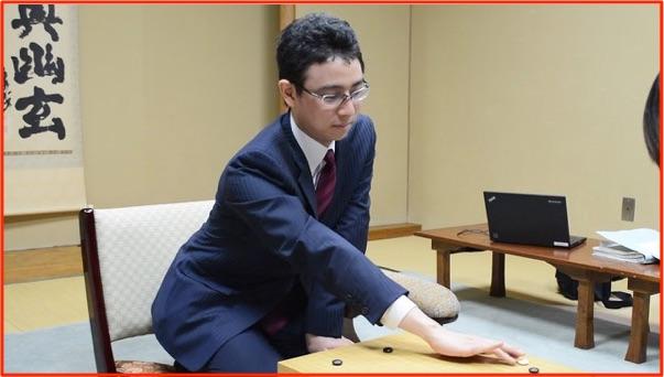 一力遼 囲碁棋士