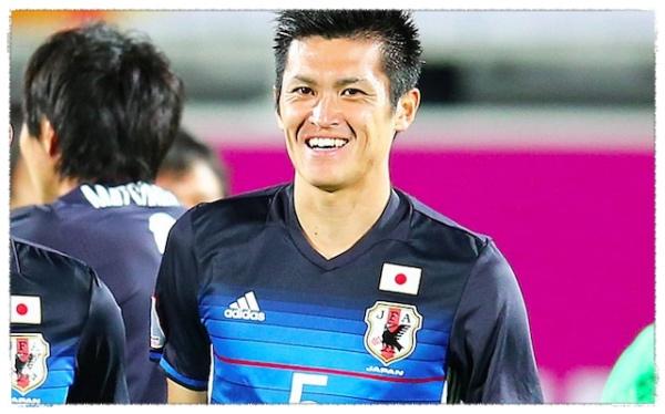 植田直通 サッカー 日本代表