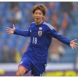 大迫勇也 サッカー 日本代表