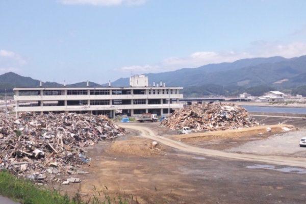 被災地 地震 災害