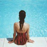 水泳 プール 競泳
