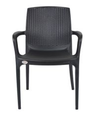 Supreme Plastic Chair in Black Snapdeal price. Chairs ...