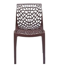 Supreme Plastic Chair in Brown - Buy Supreme Plastic Chair ...