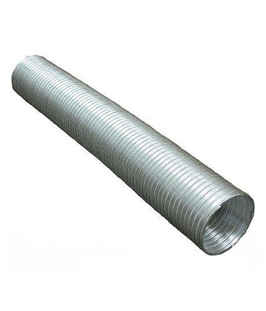 Buy Super Chimney Pipe For 6 Inches Flexible Aluminum Pipe