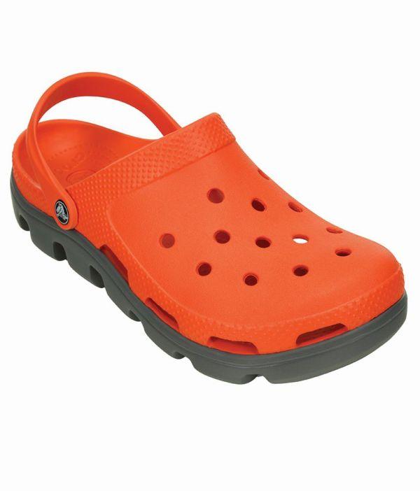 Crocs Clogs Orange