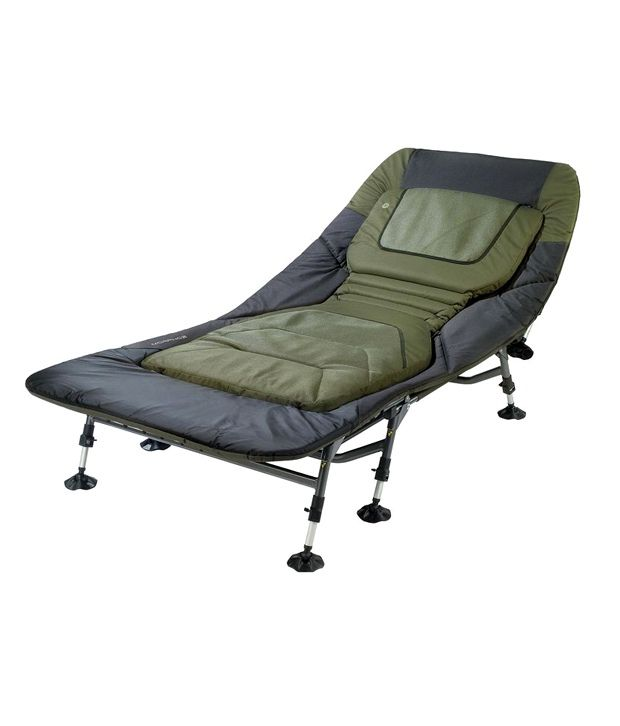 fishing chair best price green leather recliner caperlan morphoz bed camping furniture 8239242 buy online at on snapdeal