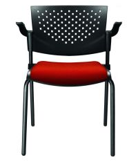 Nilkamal Butterfly Chair With Black Cushion: Buy Online at