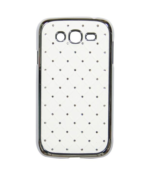 Edge Starry Diamond Back Cover Case for Samsung Galaxy
