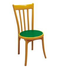 Supreme Antik Amber Chair (Set Of 6) -Amber Gold With ...