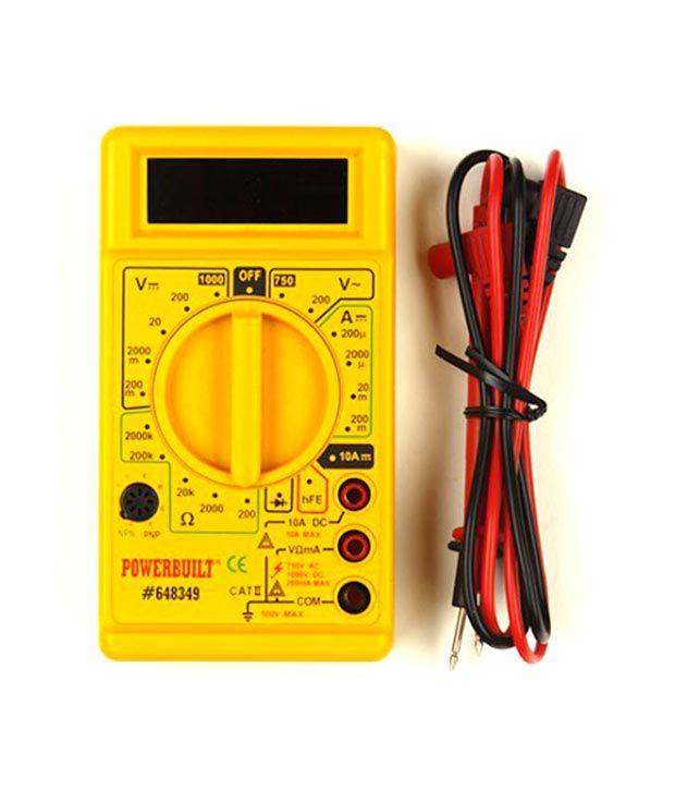 Best Digital Pocket Multimeter