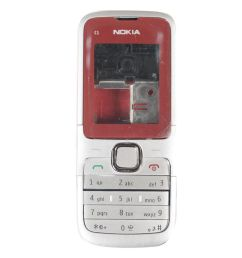 koloredge full housing for nokia c1 01 red mobile spare parts online at low prices snapdeal india [ 850 x 995 Pixel ]