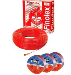 finolex house wire 1 5 sqmm fr 90 mts green with free set of 3 insulation tapes  [ 850 x 995 Pixel ]