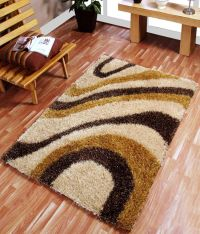My House Beige Contemporary Carpet - Buy My House Beige ...