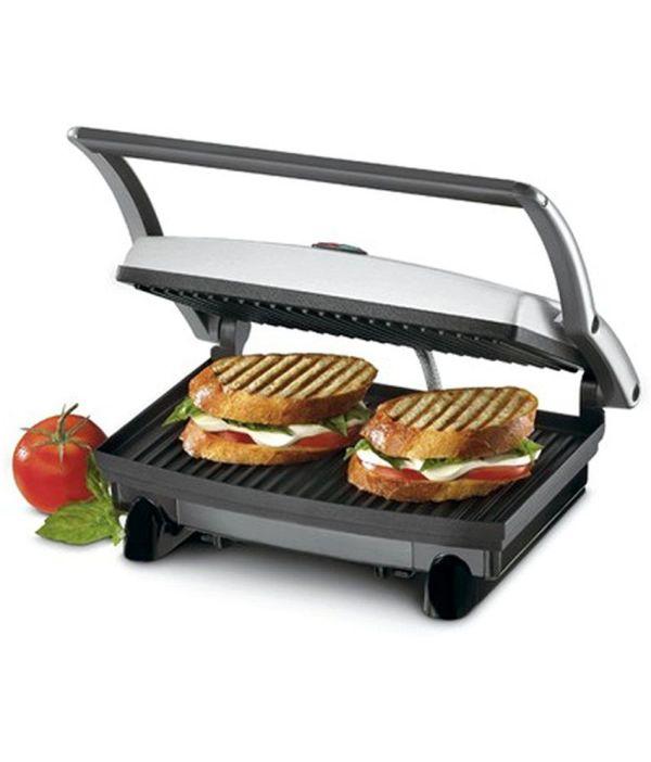 Nova 2 Slice Sandwich Maker Grill 700 In India